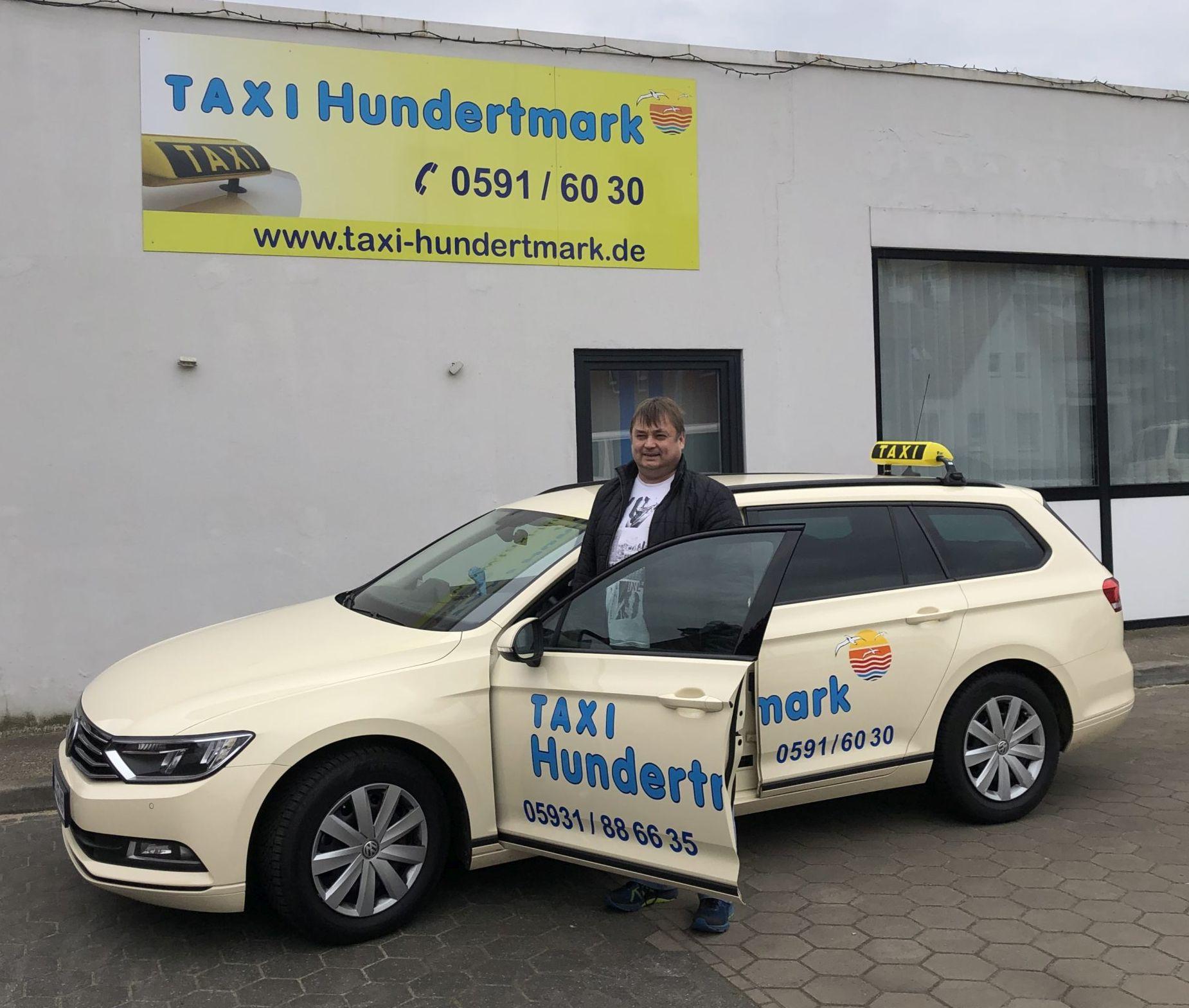 Taxibetrieb Hundertmark Lingen Statement Corona