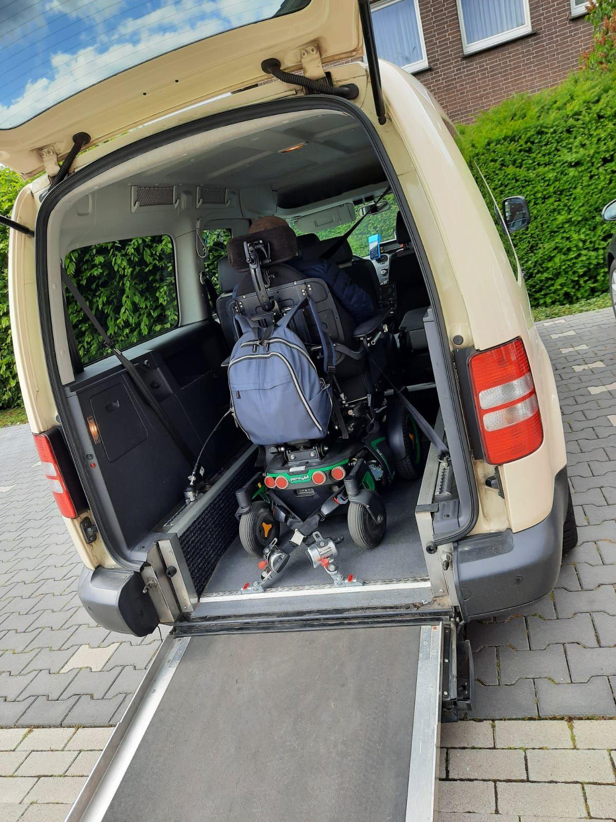 Taxi Hundertmark Rollstuhlfahrten